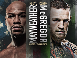 Floyd Mayweather VS Conor McGregor LIVE HERE!