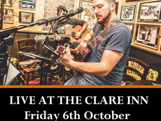 Joe McCann Live at the Clare Inn