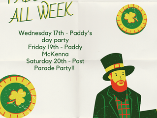 Paddys Day 2021