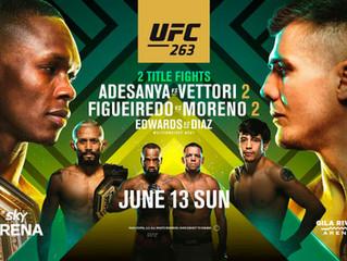 UFC 263 LIVE @THE CLARE INN