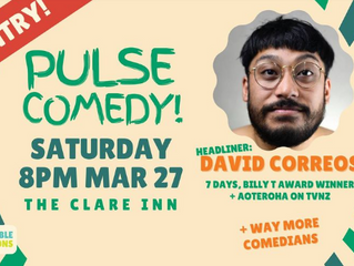 FREE LIVE COMEDY THIS SATURDAY