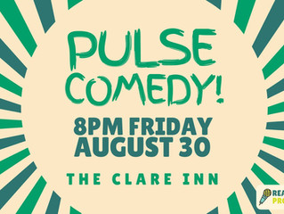 The Clare Inn Comedy Opening