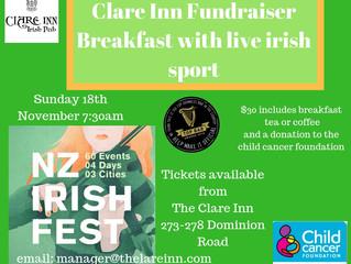 nz irish fest. breakfast