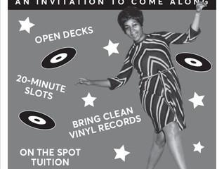 Sunday Vinyl Vibes