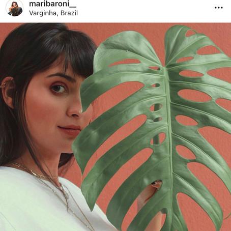 Perê de destaque: Mariana Baroni