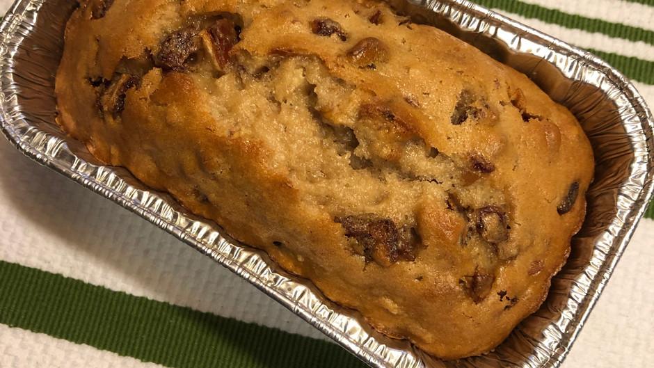 Nana's Date Nut Bread