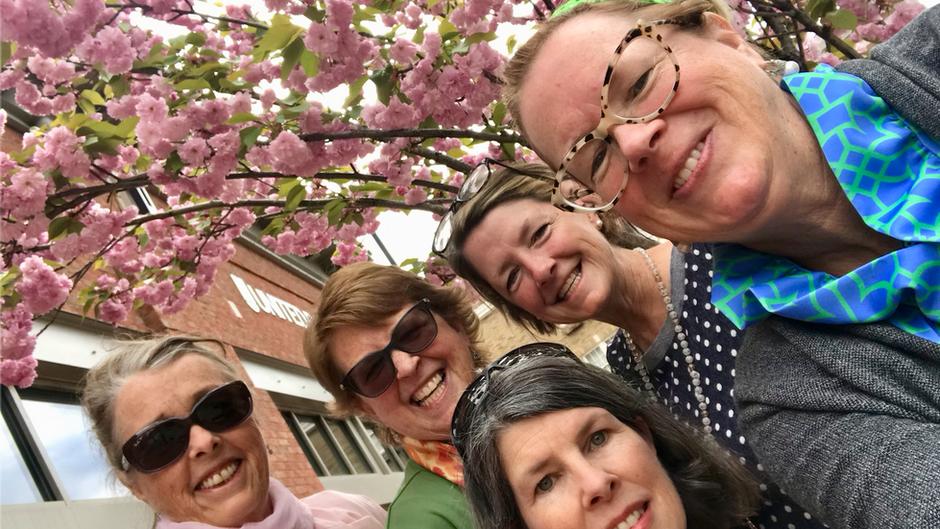 Seven Savvy Sisters' Weekend