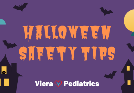 Viera Pediatrics' Halloween Safety Tips