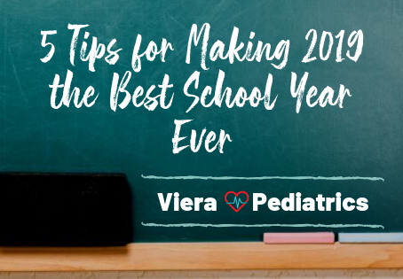 5 Tips to Make 2019 the Best School Year Ever