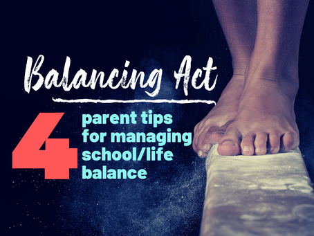 4 Ways to Help Kids Find a Better School-Life Balance This Year