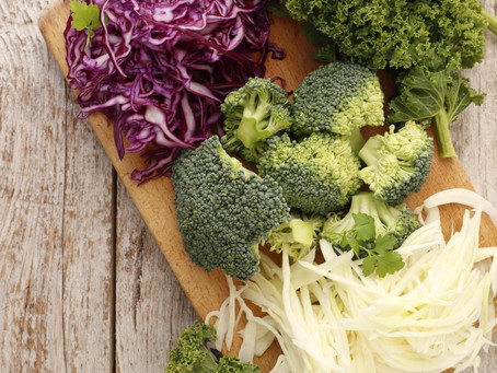 Cancer Fighting Cruciferous Vegetables