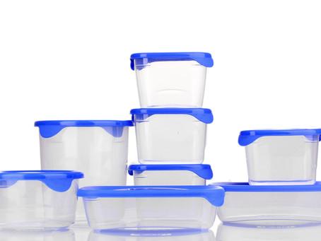 Is Plastic Food Storage Safe?