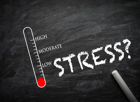 Stress Reduction During Approaching Disaster