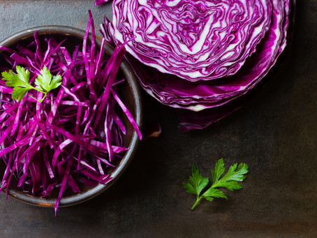 Red Cabbage Packed Full Of Healthy Benefits