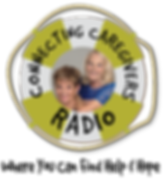 Connecting Caregivers Radio Logo
