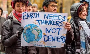 The Beginner's Guide To Climate Advocacy