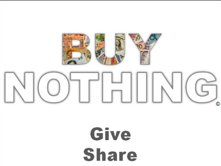 Buy-Nothing Groups: Your Community Treasure Chest