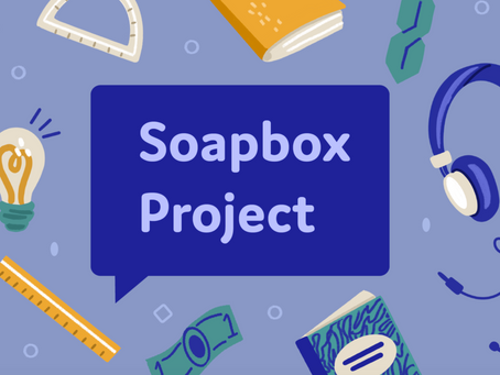 Read, Listen, Act, Reflect: The Soapbox Project