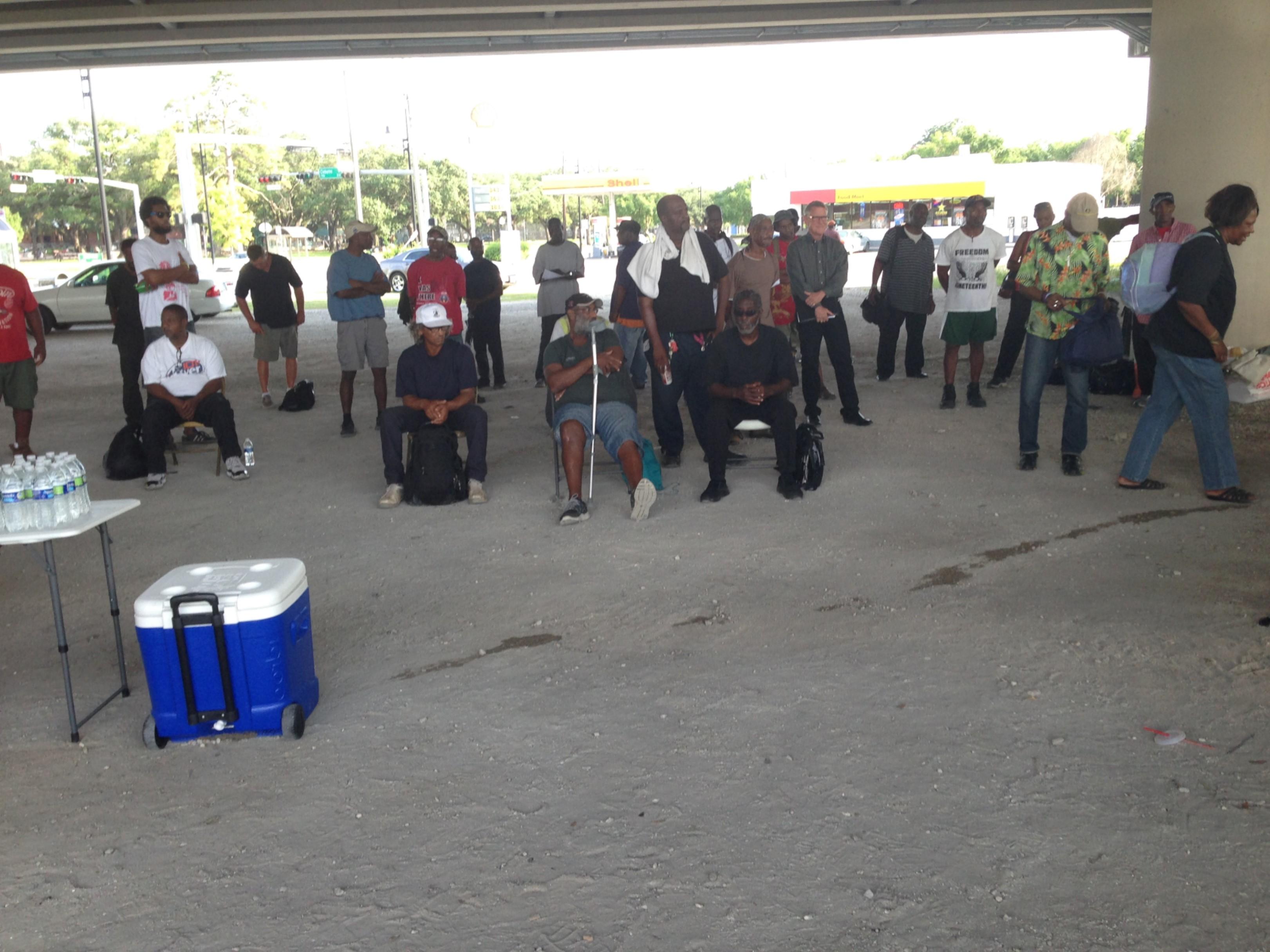 FBPM Under The Bridge July 31 2014