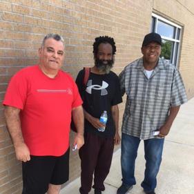 Robert Sanchez, Homeless Man, Charles Willis