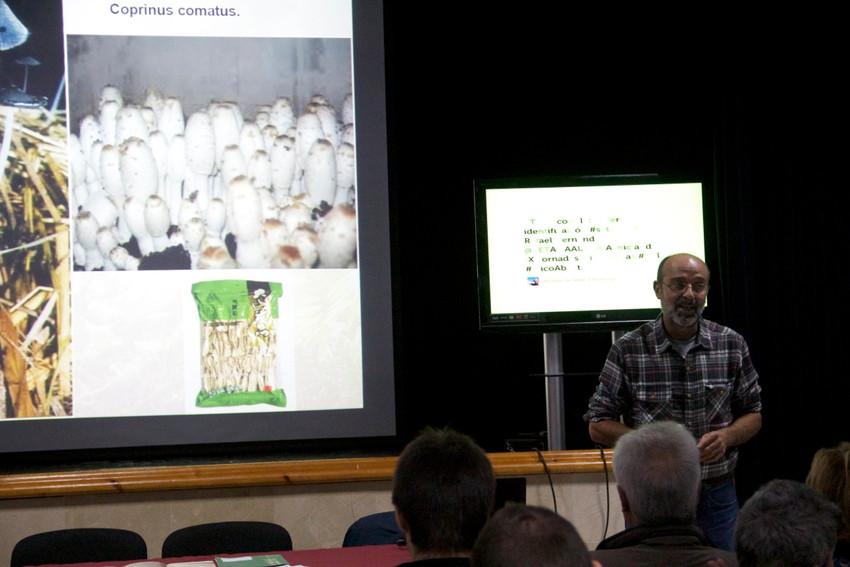 Conferencia de Francisco Ortiz - Cultivo