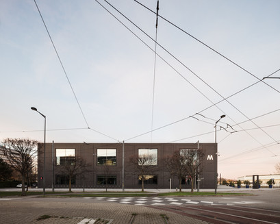 LAN Architecture | Theatre du Maillon | Strasbourg
