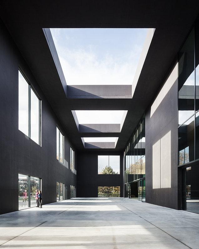 LAN Architecture, Théâtre du Maillon - Strasbourg