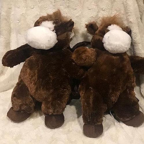 Plush Horse Pack