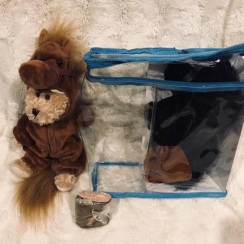 Dress-Up Jockey Bear