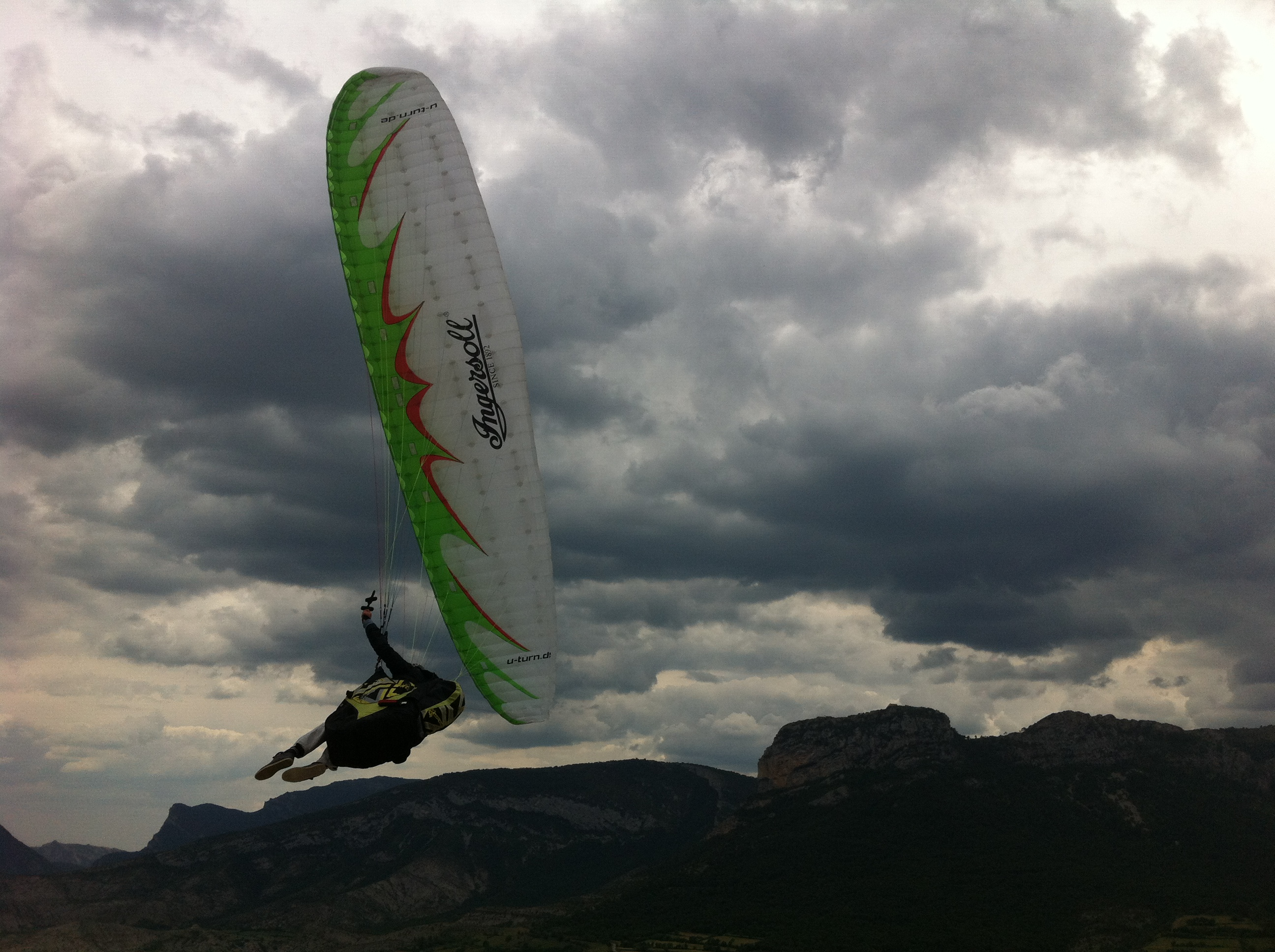 urubu parapente photo algodonales16
