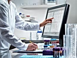 test biologique sur échantillon Fleeteq test R&D