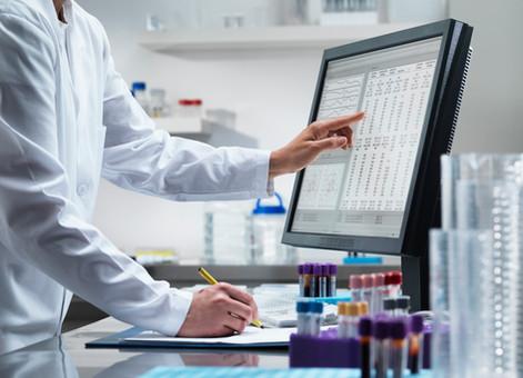 Biolab Test Equipment Software