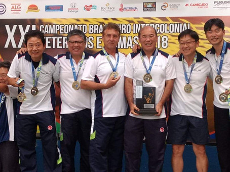 Nippon conquista excelentes resultados no Campeonato Intercolonial do Kosmos