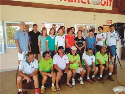 Torneio dos Aniversariantes reúne os mallet-golfistas em dia de comemoração