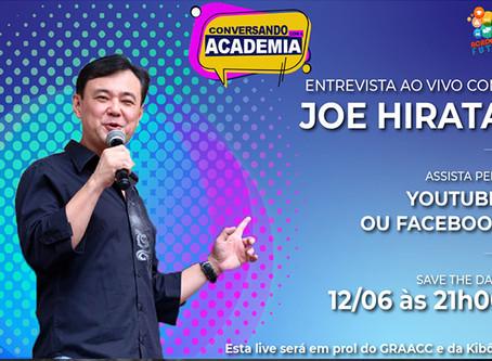 Entrevista com Joe Hirata