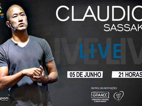 *LIVE* Claudio Sassaki, CEO e cofundador da Geekie