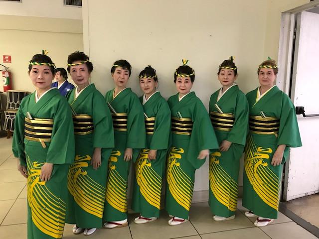 Participação no evento Saa Hajimeyou