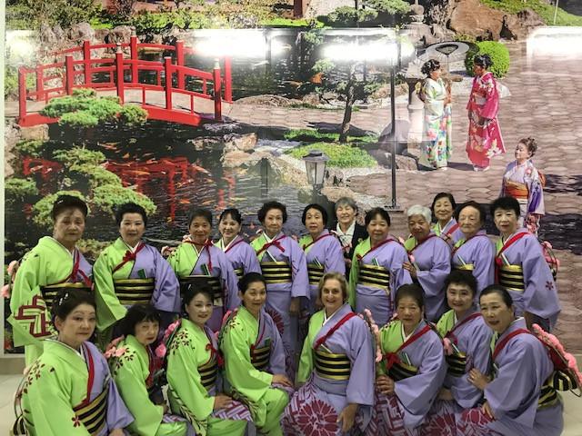 Grupo de Odori do Nippon