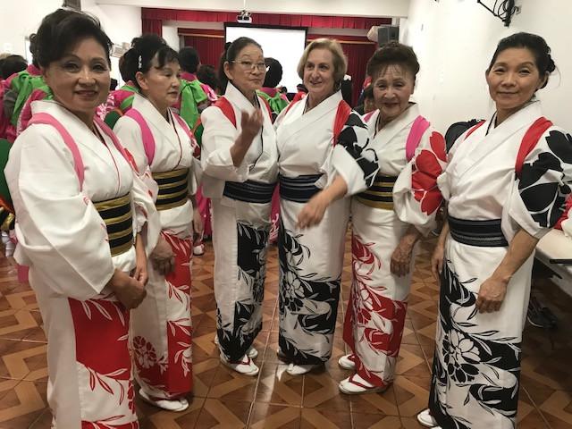 Odori Nippon durante o Toyo Matsuri