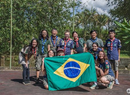 Escotismo Nippon tem início de ano recheado de atividades e aventuras