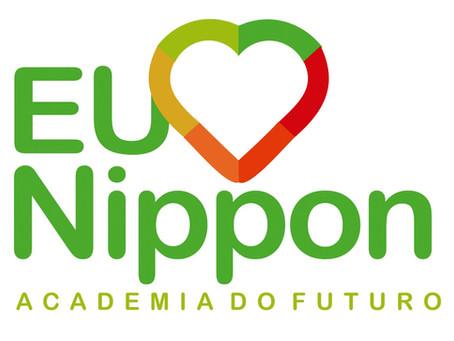 """Jovens do clube realizam a campanha """"EU AMO O NIPPON"""""""