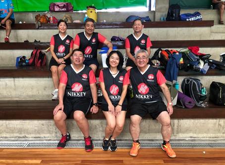 Badminton Nippon começa 2020 presente em importantes torneios