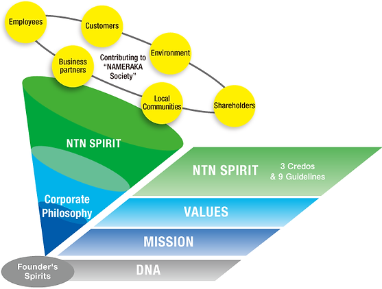 NTN Values