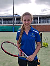 Hannah Port Macqurie Tennic Club Coach
