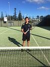 Hayden Alchin Port Macqurie Tennic Club Coach