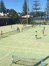 Port Macquarie Tennis Club Court Play