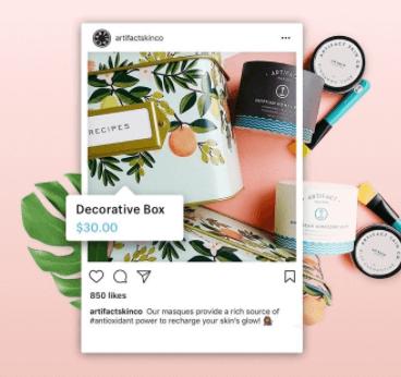 Instagram Shopify