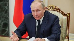 """BFM.RU: """"Путин поручил рассмотреть возможность декриминализации статьи о призывах к экстремизму"""""""