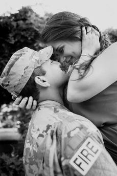 Best Engagement Photographer in Little Rock