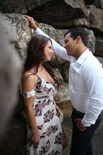Latinx Couple Little Rock Photographer Caroline M Holt Best Engagement Photo 8